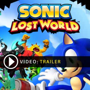 Buy Sonic Lost World CD Key Compare Prices