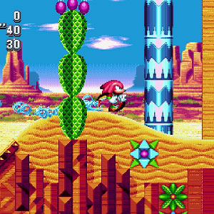 Obstacles with Knuckles