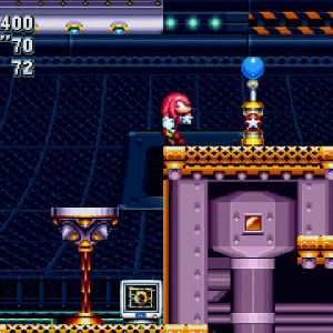 Sonic Mania - Gameplay Image