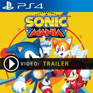 Sonic Mania PS4 Prices Digital or Box Edition