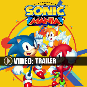 Buy Sonic Mania CD Key Compare Prices