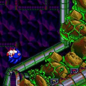 Sonic Spinball World