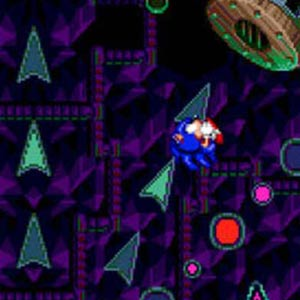 Sonic Spinball Play Mode
