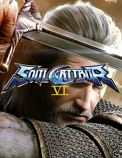 Check Out What It Took to Bring Geralt to Soul Calibur 6