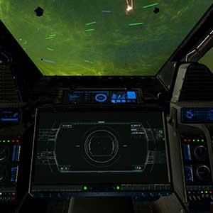 Spaceship controls