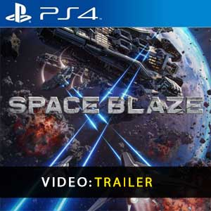 Space Blaze PS4 Prices Digital or Box Edition