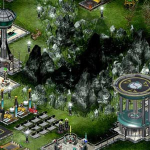 Space Colony - Port