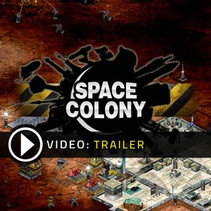 Buy Space Colony CD Key Compare Prices