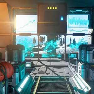 Spaceship entrance