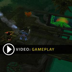 Space Hack Gameplay Video