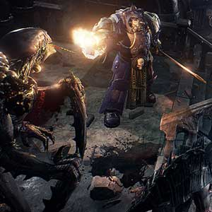 Space Hulk Desperate Battle