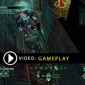 Space Hulk Nintendo Switch Gameplay Video