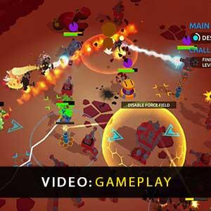 Space Pioneer Gameplay Video