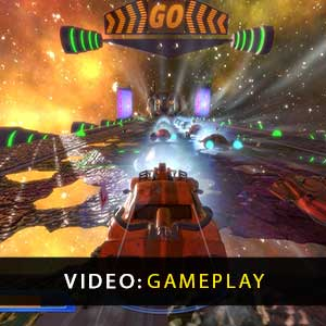 Space Ribbon Gameplay Video