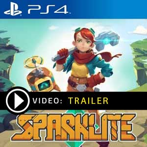 Sparklite PS4 Prices Digital or Box Edition