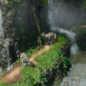 SpellForce 3 Fallen God- Waterfalls