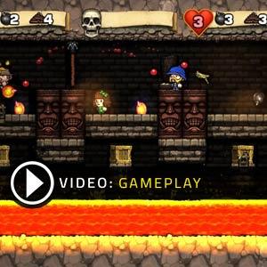 Spelunky Video Gameplay