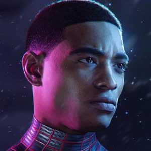 Marvels Spider-Man Miles Morales Character