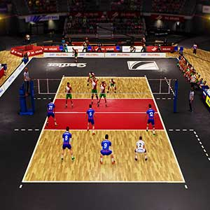 millions of volleyball fans