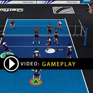 SPIKE VOLLEYBALL PS4 Gameplay Video