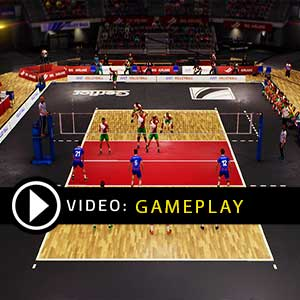 Spike Volleyball Gameplay Video