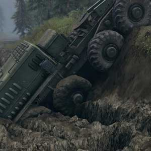 Spintires - Stuck