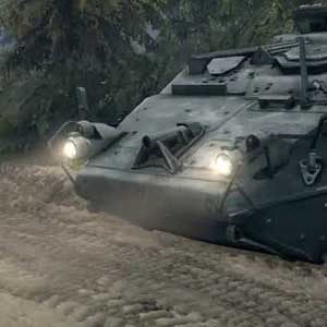 Spintires - Tank