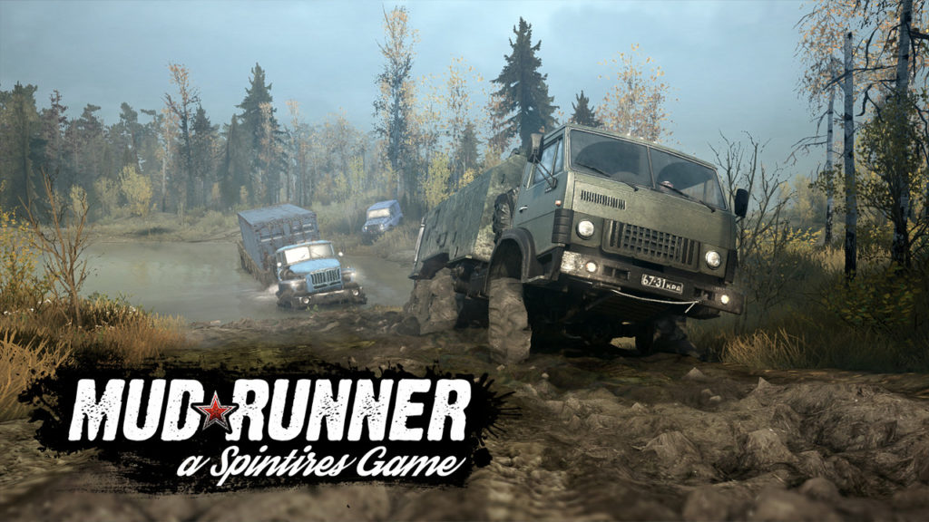 Spintires MudRunner Launch Trailers