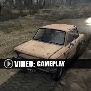 Spintires MudRunner Gameplay Video