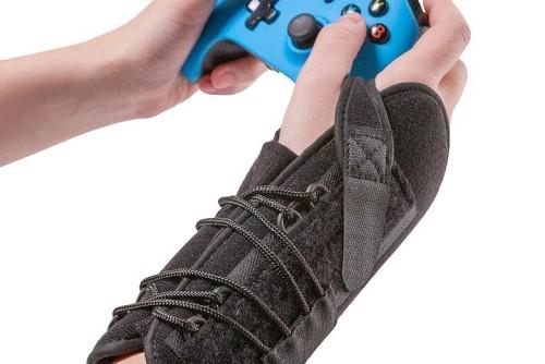 Gamer wrist brace