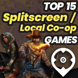 Best Splitscreen/ Local Co-op Games