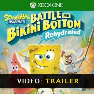 SpongeBob SquarePants Battle for Bikini Bottom Rehydrated Xbox One Prices Digital or Box Edition