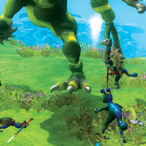 Spore - Giant Enemy Attack