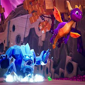 Spyro Reignited Trilogy Crystal Bear