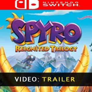 Spyro Reignited Trilogy trailer video