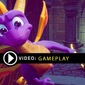 Spyro Reignited Trilogy PS4 Gameplay Video