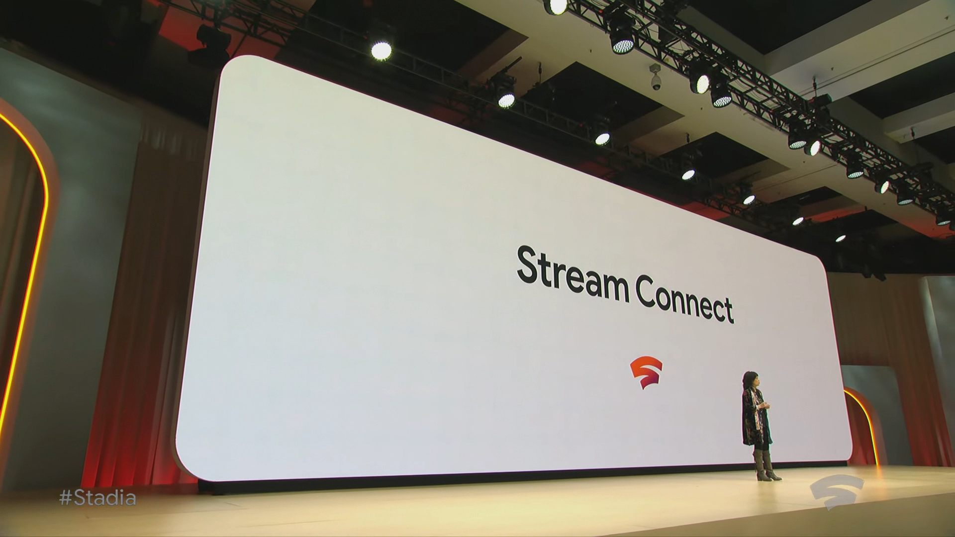 Google Stadia Steam Connect