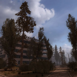 S.T.A.L.K.E.R. Call Of Pripyat - Park