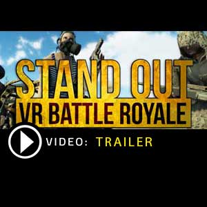 Buy STAND OUT VR Battle Royale CD Key Compare Prices