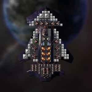 StarDrive 2 Modified Battle Ship