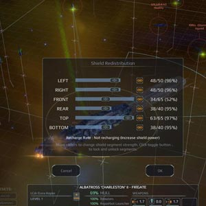 Star Hammer The Vanguard Prophecy Interface