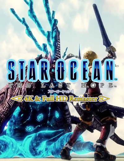 Star Ocean The Last Hope brings RPG Franchise to PC in Full HD and 4K Remaster