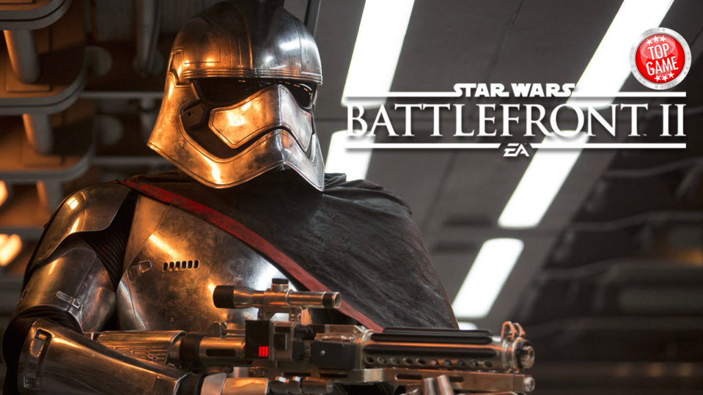 Star Wars Battlefront 2 The Last Jedi Content Calendar Cover