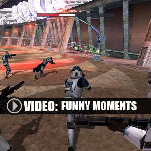 Star Wars Battlefront 2 Funny Moments