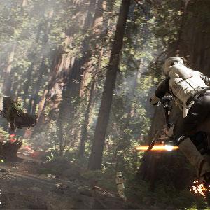 Star Wars Battlefront Battle Mode