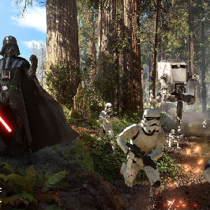 Star Wars Battlefront Characters