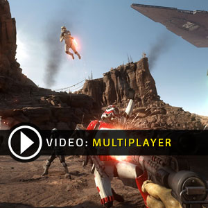 Star Wars Xbox One Multiplayer Video