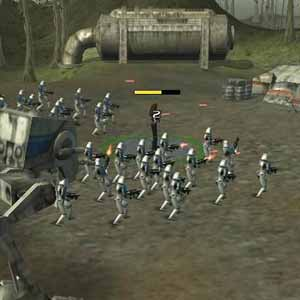 Star Wars Empire at War - Battle