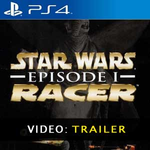 STAR WARS Episode 1 Racer PS4 Prices Digital or Box Edition