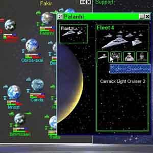 Star Wars Rebellion: Fleet